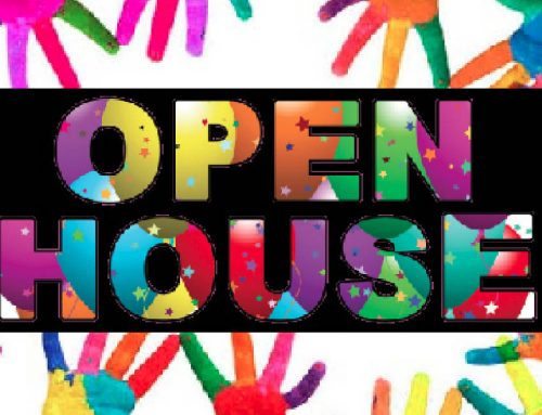 Open House on Tuesday, September 3 @ 5:30 p.m. | Casa Abierta el martes 3 de septiembre a las 5:30 p.m.